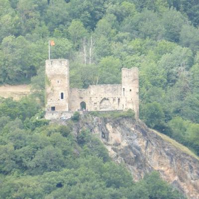 Chateau st marie  à Esquièze-Sère